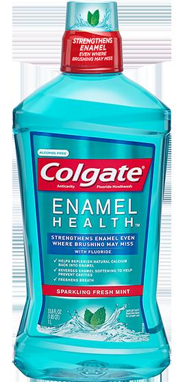 Enamel mouthwash