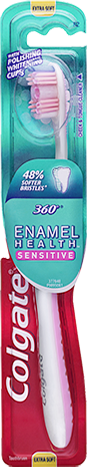 Colgate 360 Enamel Health Sensitive Toothbrush